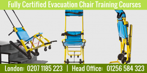 Fully Certified Evacuation Chair Training Courses